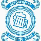 Oktoberfest – Drinking Team by MrFaulbaum