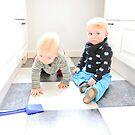 Isak and Angus by InaMaria
