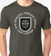 cfc6810a0 5th Special Forces Group T-Shirts   Redbubble