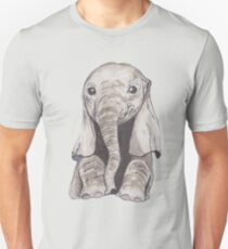 Baby Elephant Unisex T-Shirt