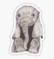 Baby Elefant Sticker