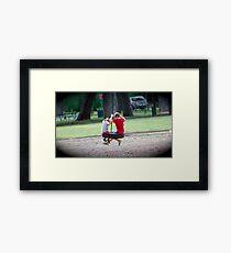 Childhood Framed Print