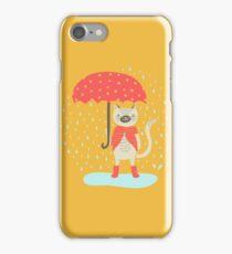 Rainy Day iPhone Case/Skin
