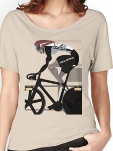 VELODROME Women's Relaxed Fit T-Shirt
