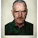 Walter White - The Chemist by Matthew Bonnington