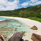 Anse Coco by Michael Breitung