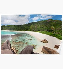 Anse Coco Poster