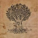 Mr. Tree by laurxy