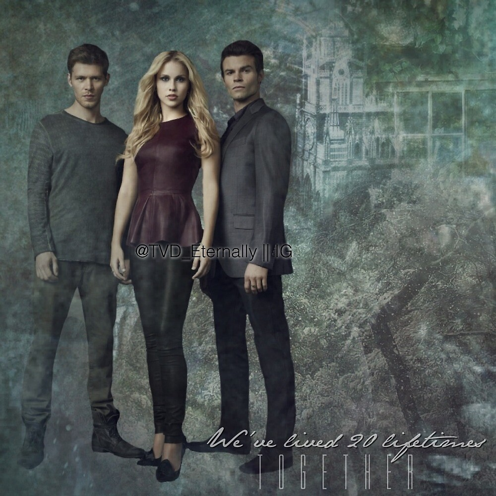 The Originals  by Tvd-Eternally
