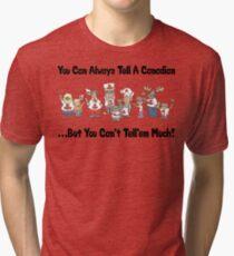 Canadian Tri-blend T-Shirt