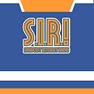 Kevin Smith - S.I.R. Jersey by DarkNateReturns