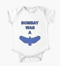 Bombay was a Hawk One Piece - Short Sleeve