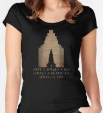 Constants Women's Fitted Scoop T-Shirt