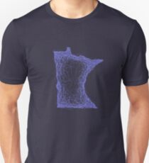 Abstract MN Unisex T-Shirt