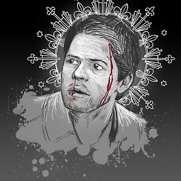 Always Happy to Bleed for the Winchesters by NikkiHomicide