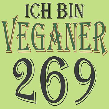 Ich bin Veganer - 269 von fuxart