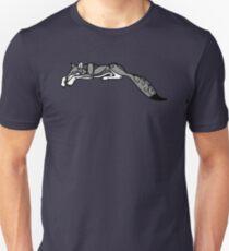 Sleeping Grey Wolf T-Shirt
