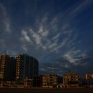 Clouds over Rota by fototaker