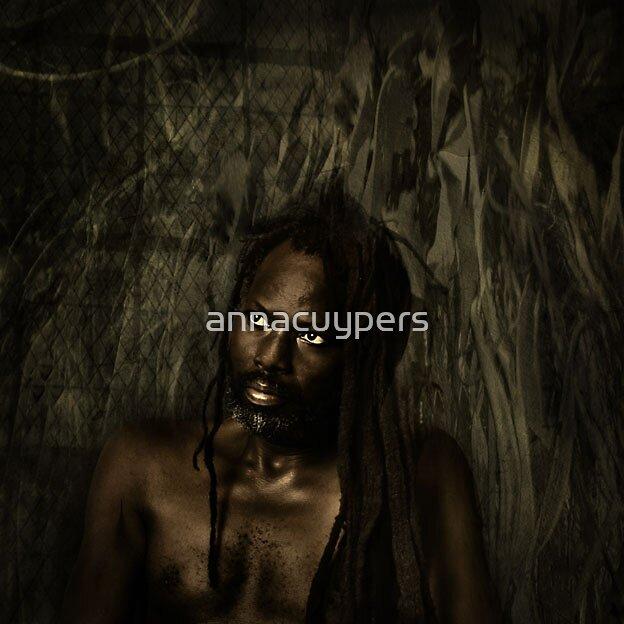 portrait Gayton  by annacuypers