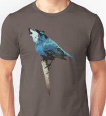 Word - Wolf-Bird Unisex T-Shirt