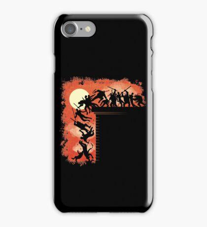 THIS IS COWABUNGA! iPhone Case/Skin