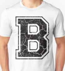 B - the Letter Unisex T-Shirt