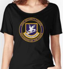 Air Force Security Forces Women's Relaxed Fit T-Shirt