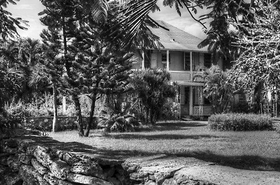 Old Plantation Style Property in Eastern Nassau, The Bahamas by Jeremy Lavender Photography