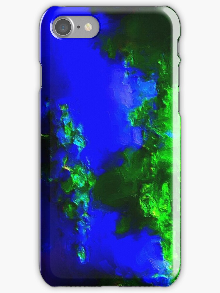 See the World Wallpaper iPhone iPod Case  by wlartdesigns