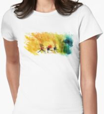 Come along, Ponds! Women's Fitted T-Shirt
