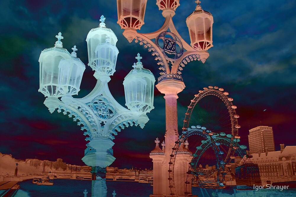 London XVI by Igor Shrayer