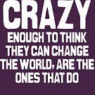Crazy Enough by kaysha