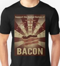 United Nation of Bacon T-Shirt