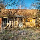 Ruined and damaged old house photo by Mario Cehulic