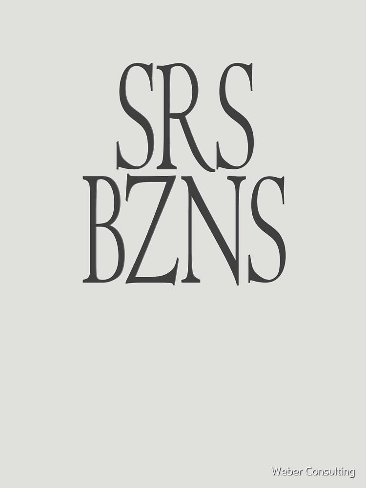 SRS BZNS by HalfNote5