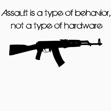 Assault is an Action by 813KRS