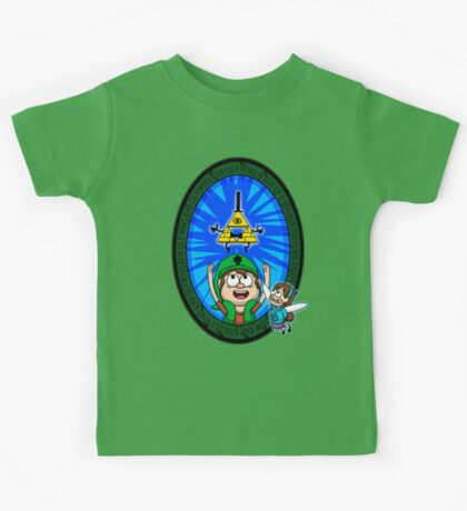 Hyrule Falls Kids Clothes