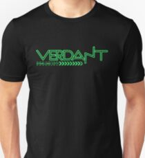 Verdant Night Club Unisex T-Shirt