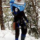 The Ice Man Cometh by CKAStudios
