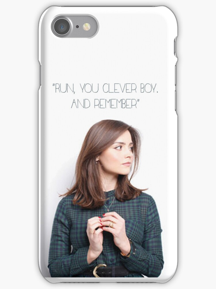 """Doctor Who - Run, you clever boy. And remember."""" by Charliejoe24"""