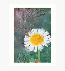 Flower ecstasy Art Print