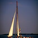 Sailing on the Chesapeake by KellyHeaton