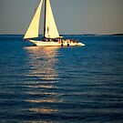 Sailing on the Chesapeake II by KellyHeaton