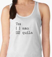 Te: quila Women's Tank Top