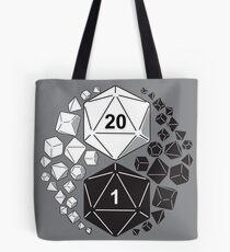 Gaming Yin Yang Tote Bag