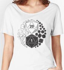 Gaming Yin Yang Women's Relaxed Fit T-Shirt