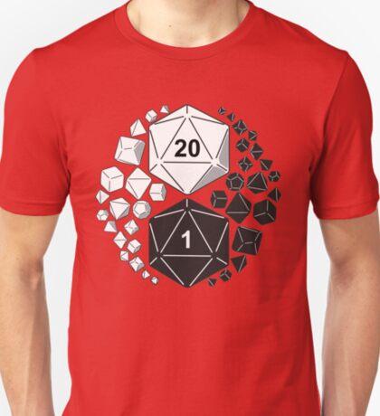 Gaming Yin Yang T-Shirt