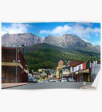 Queenstown, Tasmania Poster