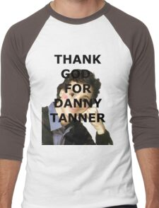 Thank God for Danny Tanner Men's Baseball ¾ T-Shirt