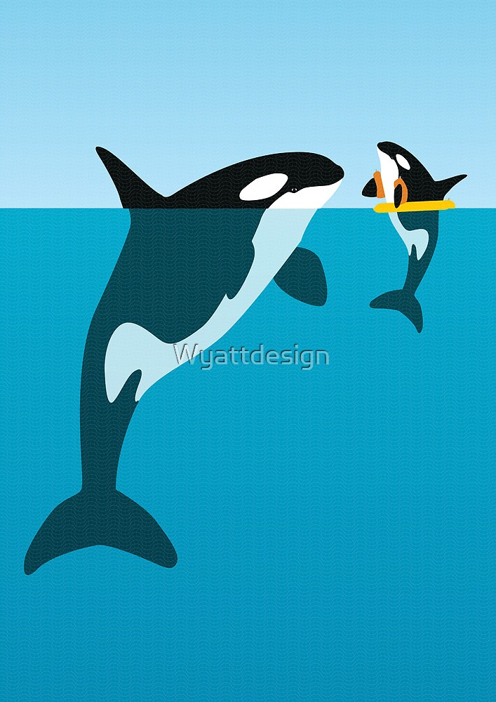Orca by Wyattdesign